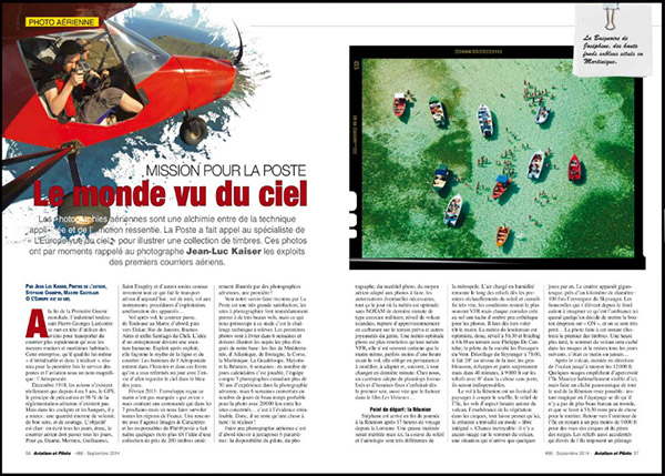 Article magazine Aviation et Pilote