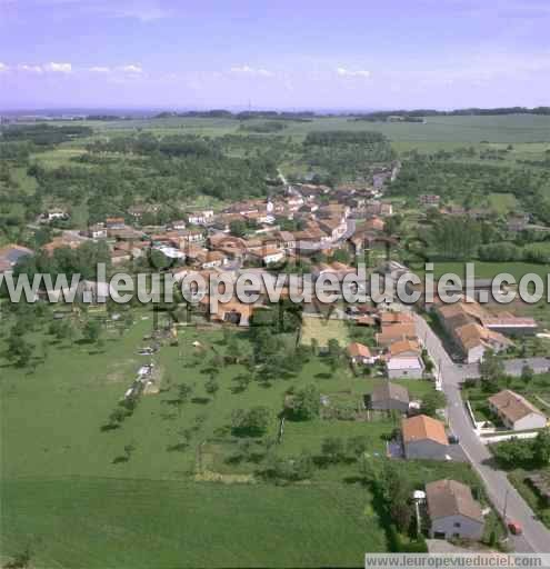 Photo aérienne de Deuxville