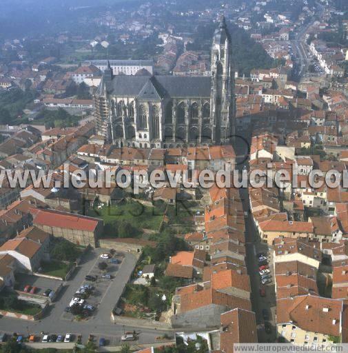 Photos a riennes de saint nicolas de port 54210 le centre ville meurthe et moselle - Mairie saint nicolas de port ...