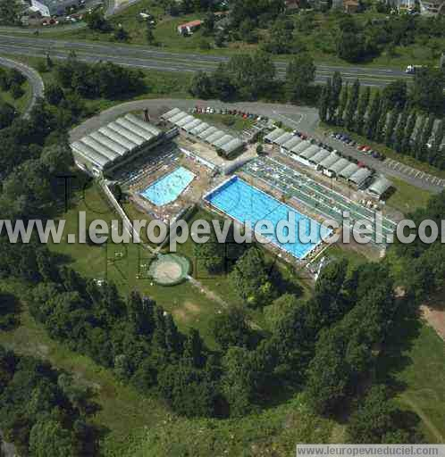 Photos a riennes de freyming merlebach 57800 aquagliss for Piscine freyming merlebach aquagliss