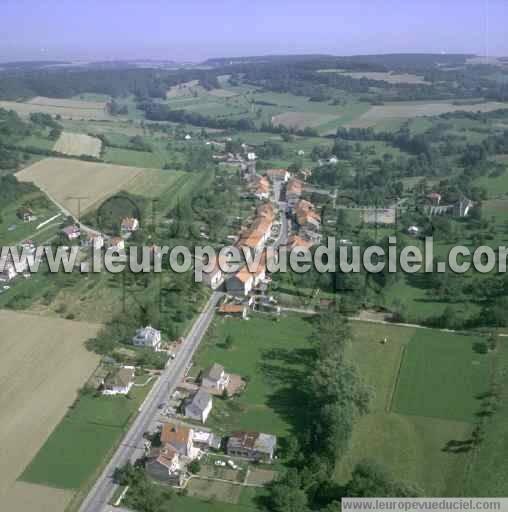 Photos a riennes de haute vigneulles 57690 le village for 57690 haute vigneulles