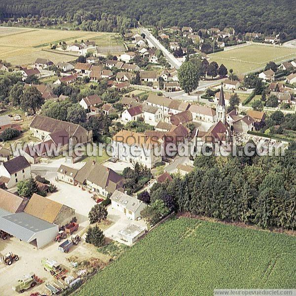 L 39 europe vue du ciel photos a riennes de remilly sur for Remilly sur tille