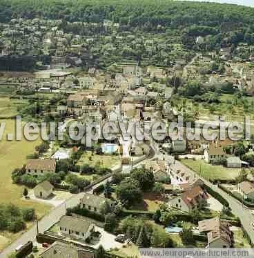 L 39 europe vue du ciel photos a riennes de corcelles les for Corcelles les monts