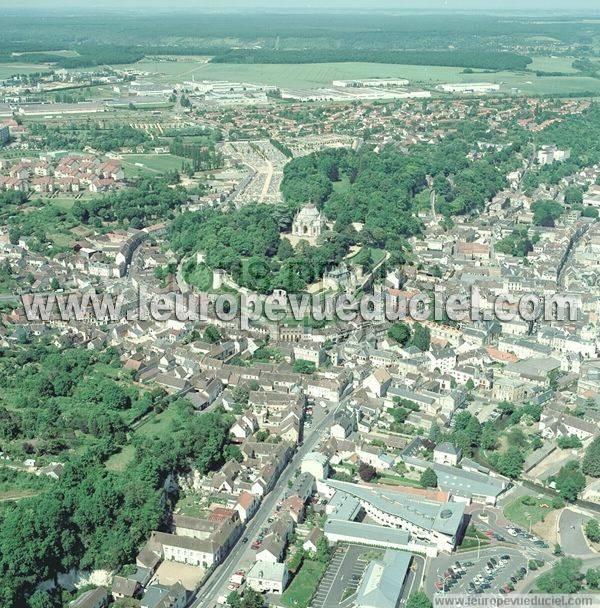 Photos a riennes de dreux 28100 le centre ville eure for Piscine de dreux