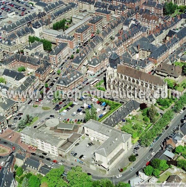 Photos a riennes de lisieux 14100 le centre ville for Piscine lisieux