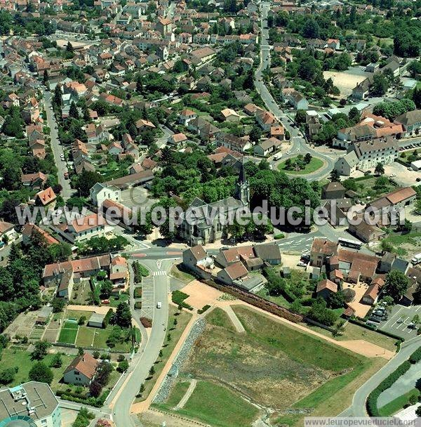 l 39 europe vue du ciel photos a riennes de bellerive sur allier 03700 allier auvergne france. Black Bedroom Furniture Sets. Home Design Ideas