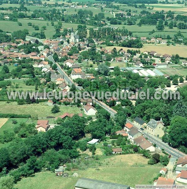 l 39 europe vue du ciel photos a riennes de saint r my en rollat 03110 allier auvergne france. Black Bedroom Furniture Sets. Home Design Ideas