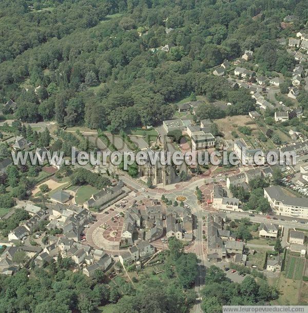 L 39 europe vue du ciel photos a riennes de orvault 44700 for Piscine orvault