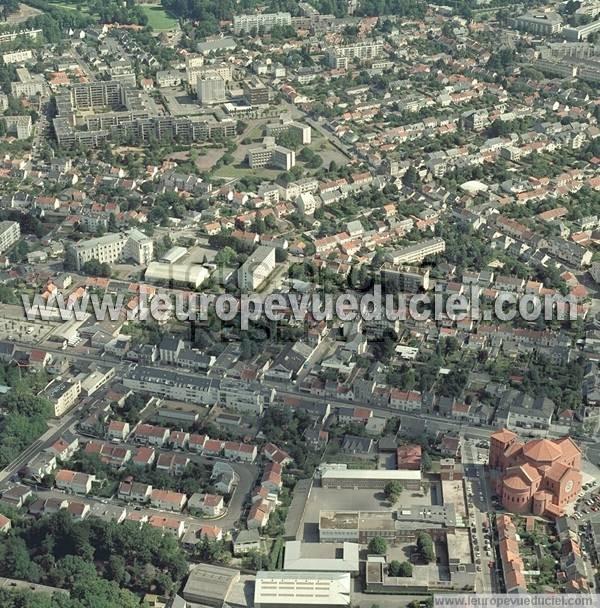 Photos aériennes de Nantes (44000)  Le Quartier Longchamp