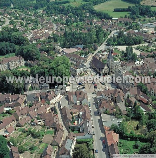 L 39 europe vue du ciel photos a riennes de longny au for Piscine mortagne au perche