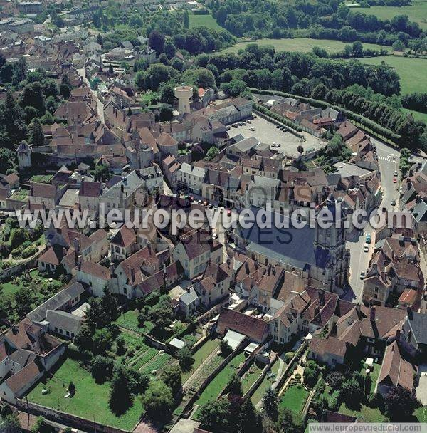Belleme France  city photos : ... Saint Sauveur | Orne, Basse Normandie, France L'Europe vue du ciel