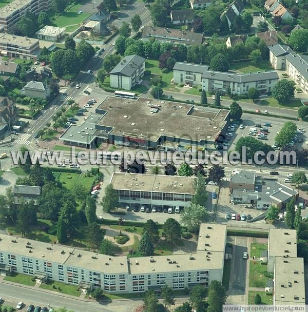aériennes disponiblesdans BoisGuillaume  Centre Commercial BOCQUETS ~ Hopital De Bois Guillaume