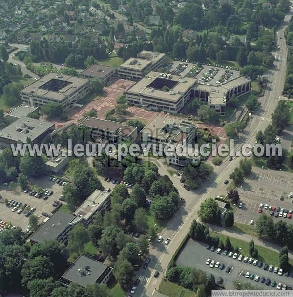 Photos aériennes de BoisGuillaume (76230)  Bâtiment du