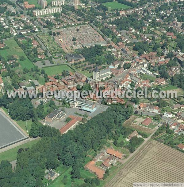 L 39 europe vue du ciel photos a riennes de wattignies for Piscine wattignies