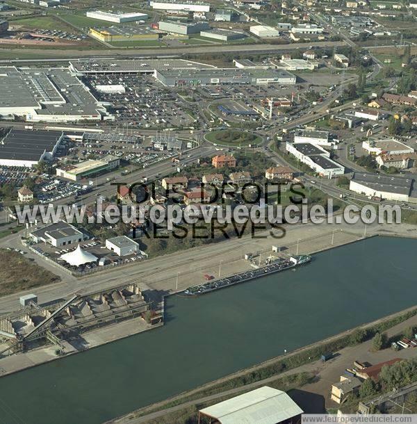 Illzach France  City new picture : Photos aériennes de Illzach 68110   Haut Rhin, Alsace, France L ...