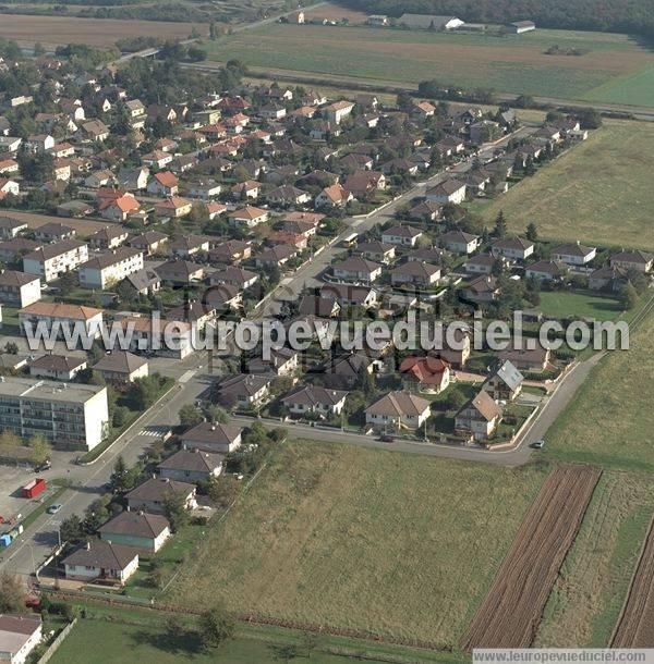 Photos a riennes de rixheim 68170 le quartier des - Photographe rixheim ...