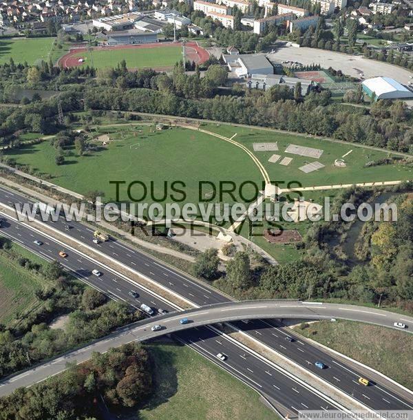 Illzach France  city photos : Photos aériennes de Illzach 68110   Haut Rhin, Alsace, France L ...