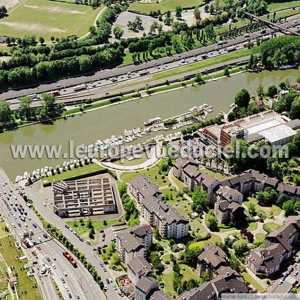 Photos a riennes de nogent sur marne 94130 le port de - Port de nogent sur marne ...