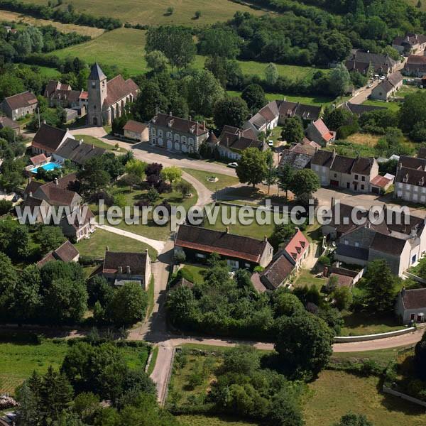 LEurope vue du ciel  Photos aériennes de Asnièressous