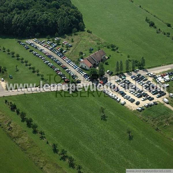 Photos aériennes de DommartinauxBois (88390)  Vosges  ~ Dommartin Aux Bois