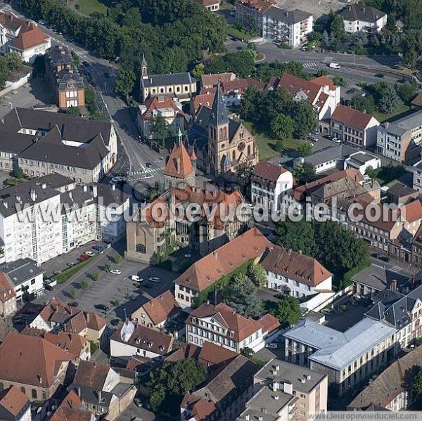 Haguenau France  city photos gallery : ... Photos aériennes de Haguenau 67500 Bas Rhin, Alsace France