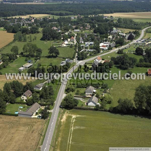 Photos aériennes de L'Europe Vue Du Ciel N012246
