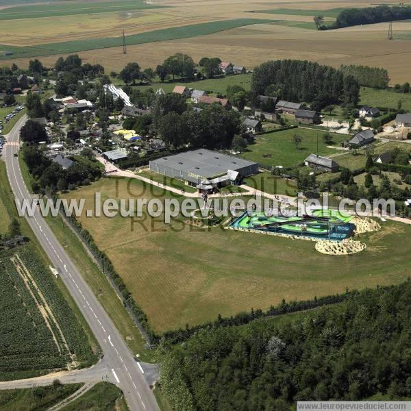 Photos aériennes de L'Europe Vue Du Ciel N012253