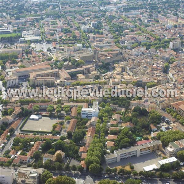 Photos a riennes de salon de provence 13300 autre vue bouches du rh ne provence alpes - Meteo 13300 salon de provence ...