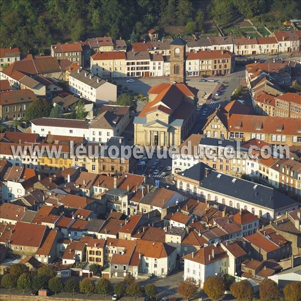 Photos a riennes de raon l 39 tape 88110 le centre ville vosges lorraine france l 39 europe - Raon l etape coupe de france ...