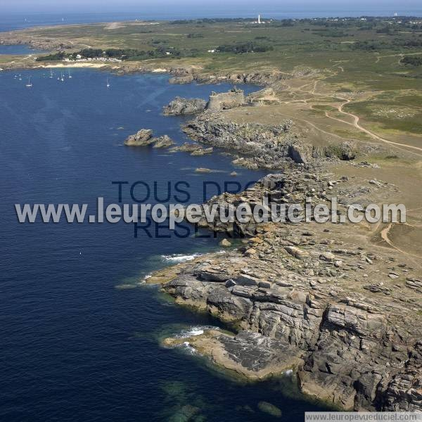 Photo aérienne de L'Île-d'Yeu
