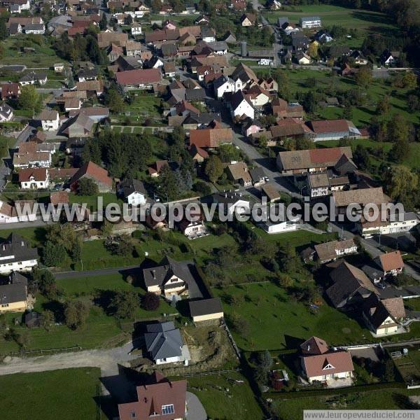 photos a riennes de ranspach le haut 68220 haut rhin alsace france l 39 europe vue du ciel. Black Bedroom Furniture Sets. Home Design Ideas