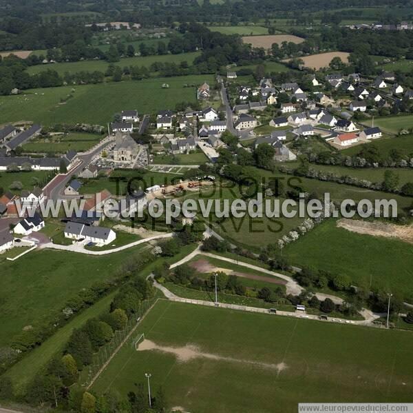 L\'Europe vue du ciel - Photos aériennes de Le Mesnil-au-Val (50110 ...