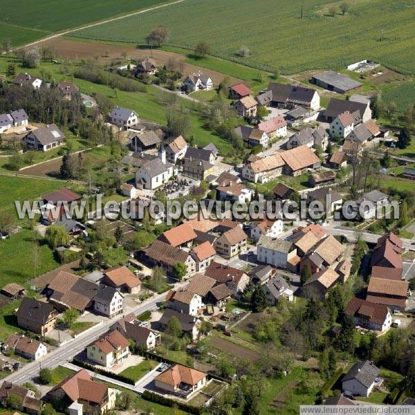 Photo aérienne de Michelbach-le-Bas