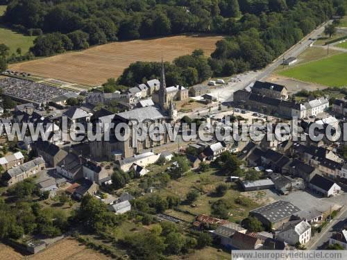 L 39 europe vue du ciel photos a riennes de bains sur oust for Bains s oust