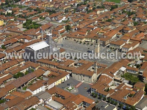 L'Europe vue du ciel - Photos aériennes de Travagliato ...
