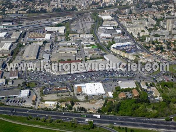 Photos a riennes de montpellier 34000 le centre - Piscine place de l europe montpellier ...