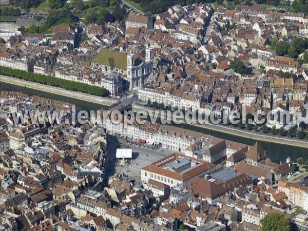 L 39 europe vue du ciel photos a riennes de besan on 25000 for Montbeliard besancon