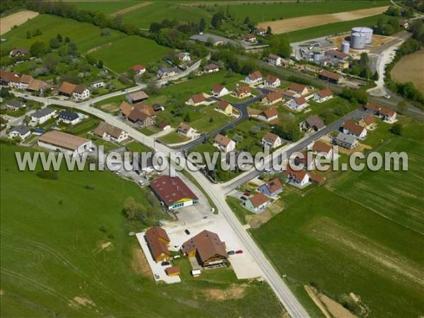 Meroux France  city photos : Photos aériennes de Meroux 90400 Autre vue   Territoire de ...