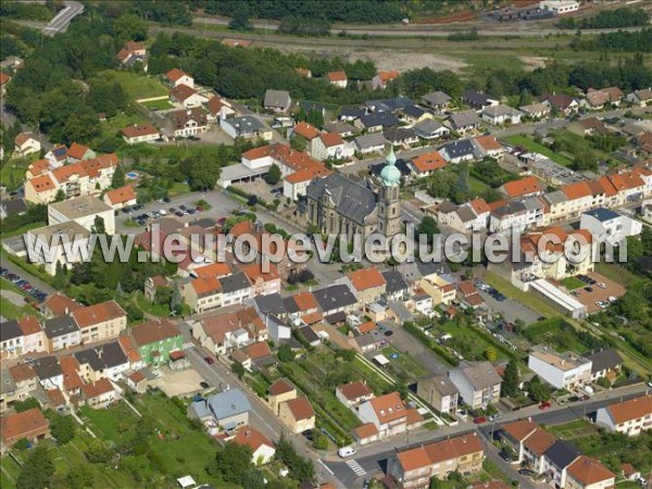 Freyming-Merlebach France  city photos : ... aériennes de Freyming Merlebach 57800 Moselle, Lorraine France