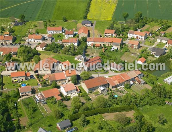 Photo aérienne de Eincheville