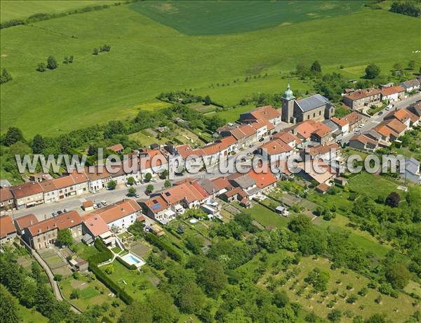 Photo aérienne de Valleroy
