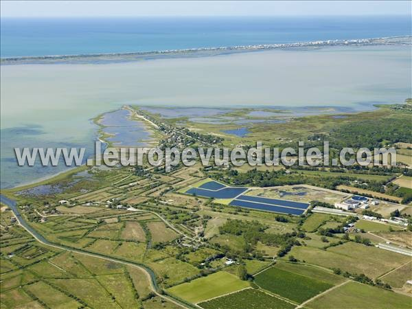 Photo aérienne de Languedoc-Roussillon