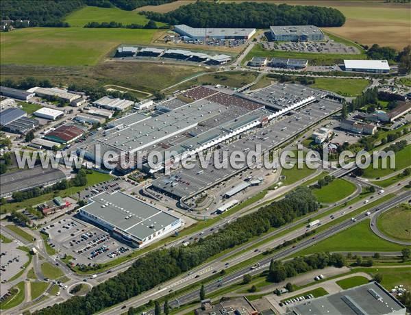 Photos a riennes de houdemont 54180 la zone for Houdemont cora