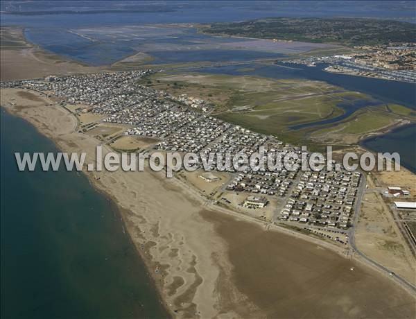 Photos a riennes de gruissan 11430 gruissan plage aude languedoc roussillon france l - Office du tourisme de gruissan ...
