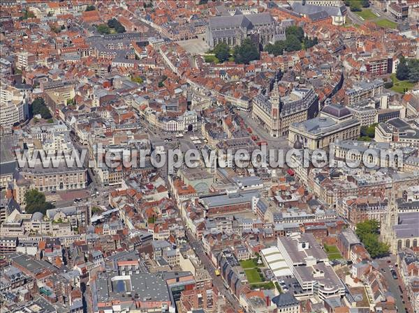 Photo aérienne de Nord (Lille)
