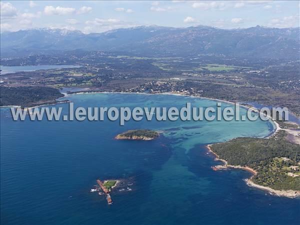 Photos aériennes de Lecci (20137) - San Ciprianu   Corse-du-Sud ...