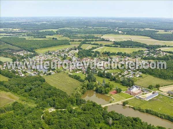 L\'Europe vue du ciel - Photos aériennes de Saint-Florent (45600 ...