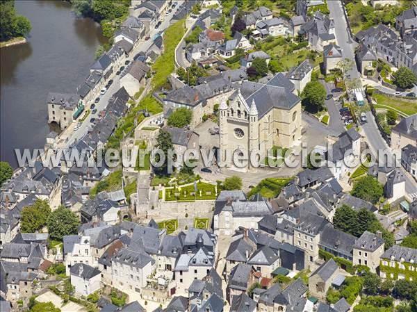 L 39 europe vue du ciel photos a riennes de terrasson lavilledieu 24120 dordogne aquitaine - Jardins de l imaginaire terrasson ...