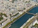 Photos aériennes de Paris (75000) - Autre vue | Paris, Ile-de-France, France - Photo réf. E125057